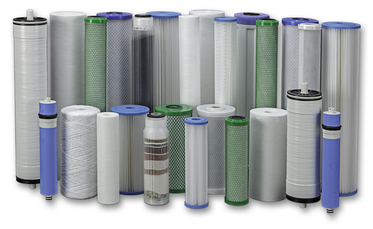 Replacement Filters About | Growonix